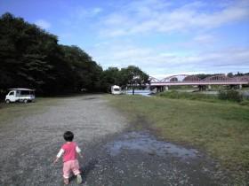 道の駅かつら・Pキャン・P泊