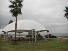袖ヶ浦海浜公園・パーキング泊