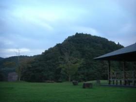 亀山湖・パーキング泊