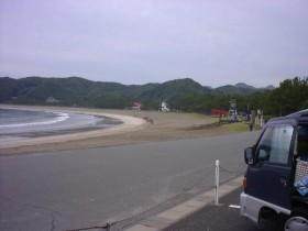 弓ヶ浜・P泊