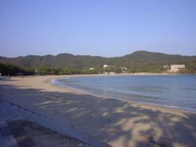 弓ヶ浜・キャンプ