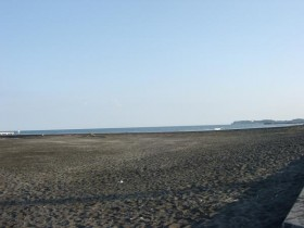 一宮海岸・Pキャンプ