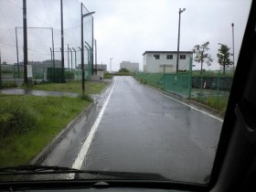 関戸公園・P泊
