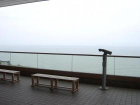 飯岡灯台・Pキャンプ