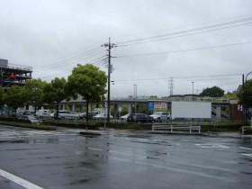 ピューロランド・キャンピングカー・駐車場