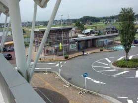 道の駅きたかわべ・車中泊 (3)