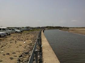 栗山川河口 (1)