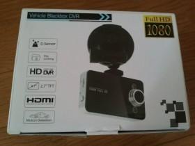 ドライブレコーダーFull HD 1080P 2.7インチ (1)