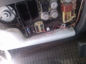 エアコンのフィルター掃除 (4)